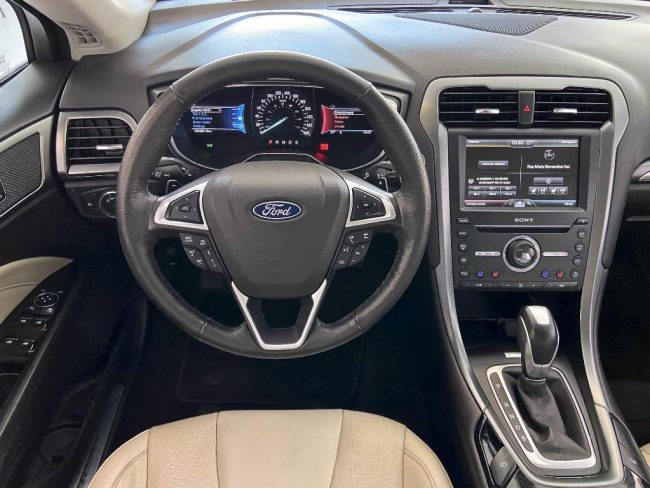 Ford Fusion AWD GTDI 2016