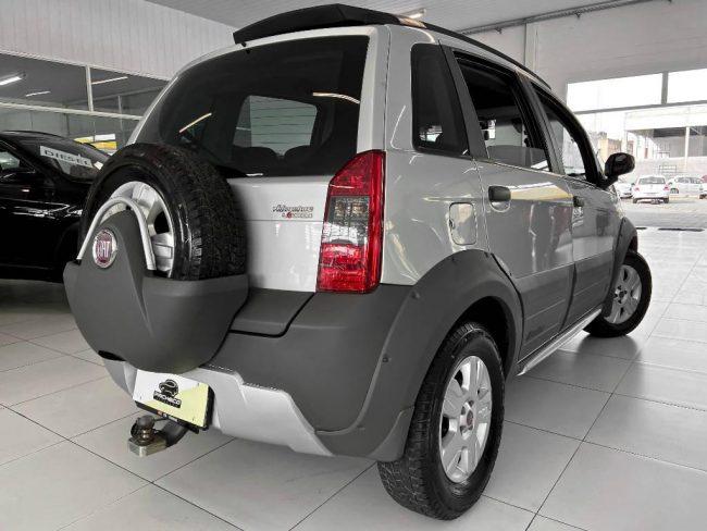 Fiat Idea 1.8 ADVENTURE LOCKER  2009