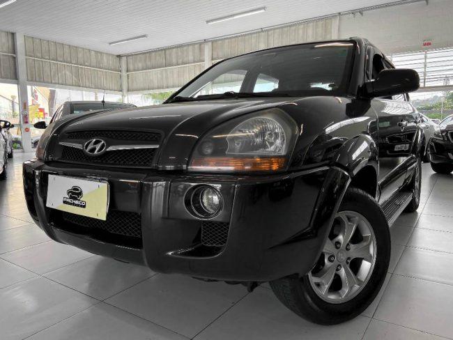 Hyundai Tucson 2.0 GLS  2012