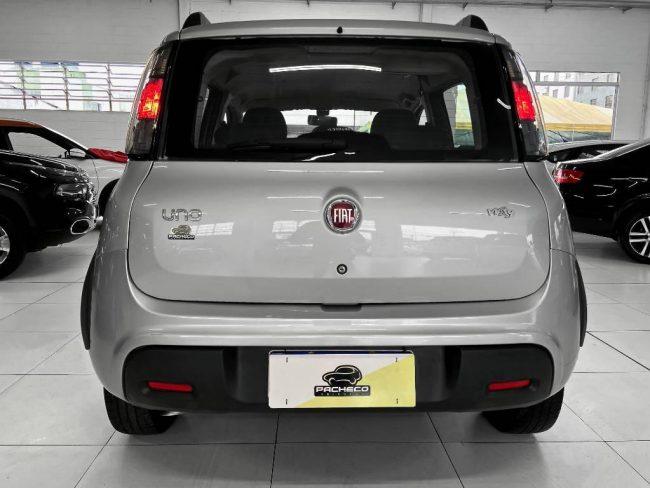 Fiat Uno 1.0 WAY  2020
