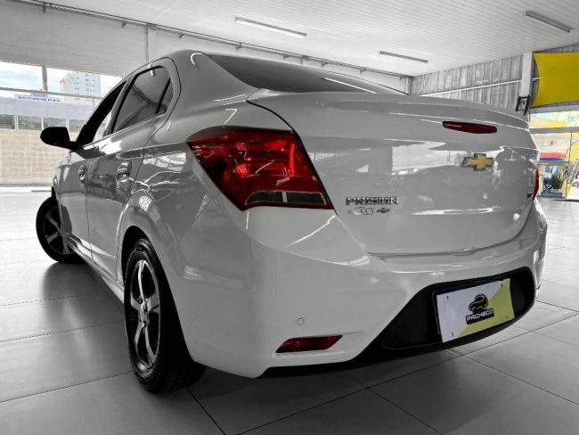 Chevrolet Prisma 1.4 LTZ AT  2019