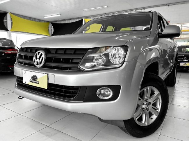 Volkswagen Amarok CD 4X4 S 2016