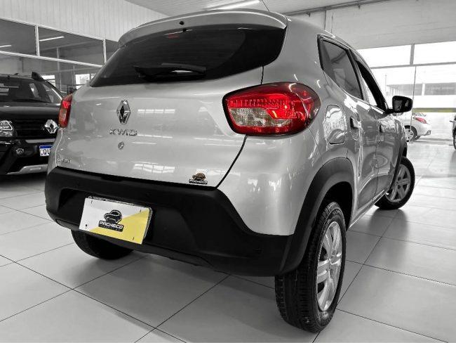 Renault Kwid 1.0 ZEN  2020